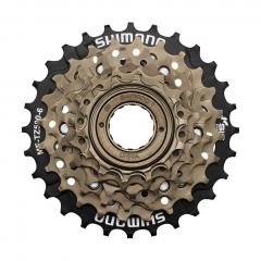 Трещітка Shimano Tourney MF-TZ500-6 14-28T 6 зірок