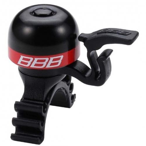 """BBB-16 дзвоник """"MiniFit"""" чорн. черв."""