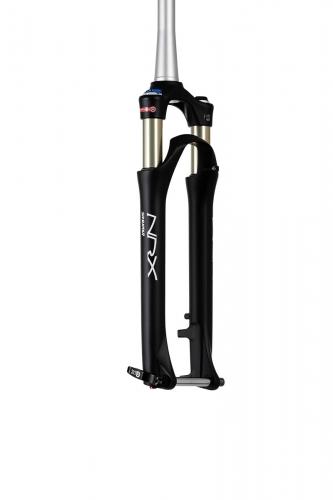 Вилка SF13 NRX D DS LO COIL, 700, 75, черный