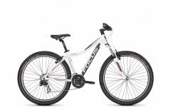 """Велосипед дитячий Focus 20"""" DONNA 6.0/ рама XXS(білий матовий -рожево/сірий)"""