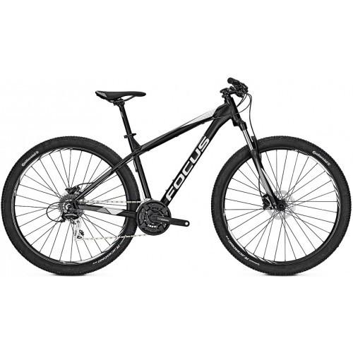 "Велосипед гірський Focus Whistler Elite 24G 29 ""46 / M Magicblack Matt"