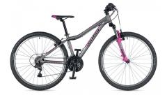 "Велосипед AUTHOR (2019) A-Matrix 26 "", рама 13,5""сірий//рожевий"