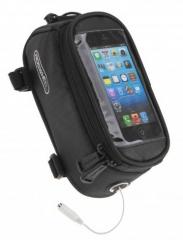 """Сумка на раму під смартфон Roswheel 5.5"""" 12496M-CA5 чорна"""