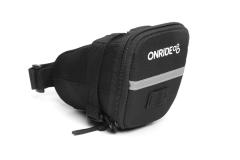 Сумка підсідельна ONRIDE Seat A Strap (об'єм 0.7 л) чорна