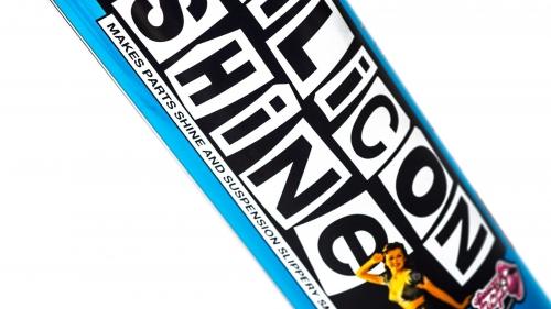 Силікон для велосипеду Muc-Off SILICON SHINE