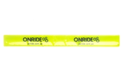 Світловідбиваюча смужка Onride логотип Onride