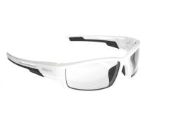 Сонцезахисні окуляри Onride Point матові білі РС лінзи прозорі категорії 0