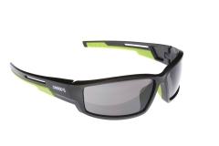 Сонцезахисні окуляри Onride Point матові чорні РС лінзи димчаті категорії 3