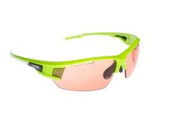 Сонцезахисні окуляри Onride Lead матові зелені РС лінзи помаранчові категорії 1