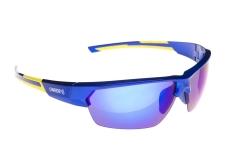 Сонцезахисні окуляри Onride Spok блакитний металік лінзи димчаті+Revo блакитнікатегорії 3; змінні лінзи