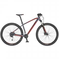 Велосипед SCOTT ASPECT 940 сіро-червоний (2020)