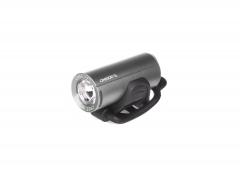 Світло переднє ONRIDE Cub USB 200 Люмен сріблястий
