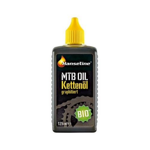 Мастило для ланцюга Hanseline Mtb-oil BIO