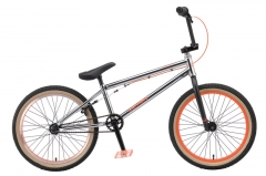 Велосипед BMX FreeAgent Lumen Chrome