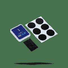 BTL-80 набір самоклеючих латок (6 шт.) LeakFix клейкий