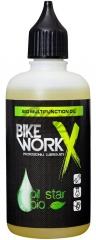 Універсальне мастило BikeWorkX Oil Star BIO 100 мл