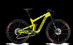 Велосипед двопідвіс Focus JAM C LITE 29 lime (M)