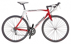 Велосипед AUTHOR A 55, червоно-білий 60 см