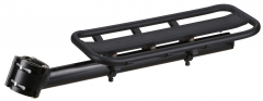 "BCA-03 багажник ""зад.Rack""(BCA-02 без бокового захисту)      чорн."