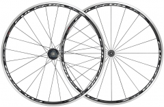 RACING 7 black clincher Campy F+R alu