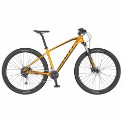 Велосипед SCOTT ASPECT 940 помаранчевий/сірий (2020)