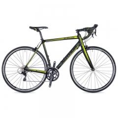 """Велосипед Aura 33 28"""", колір-чорний (жовтий) // чорний, рама 54 cm"""