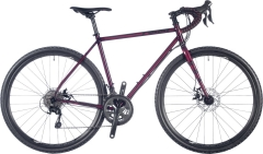 Велосипед  AUTHOR (2019) Ronin 28, рама 56 (54, 58) cm, колір-вишневий
