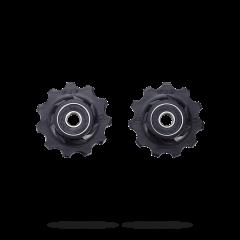 "BDP-02 ролик перемикача ""RollerBoys"" 11T чорн. (8716683001990)"