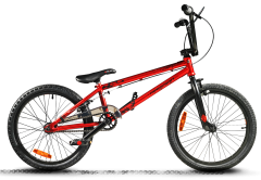 Велосипед BMX Magellan CRAZY PRO RED MATT