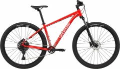 Велосипед Cannondale Trail 5 (2021) rally red, 29""