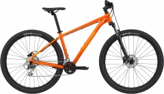 Велосипед Cannondale Trail 6 (2021) impact orange 29""