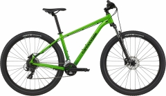 Велосипед Cannondale Trail 7 (2021) green 29""