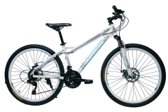 Гірський велосипед Fort Contessa білий