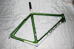 Карбонова рама Focus Izalco Extreme green