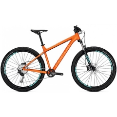 "Велосипед гірський Focus Bold SL 10G 27 ""44 / M Supraorange Matt"