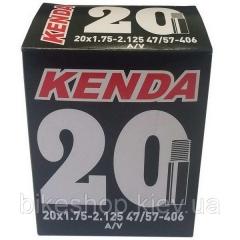 "Камера Kenda 20"" 1,75-2,125 AV"