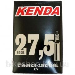 Камера Kenda 27.5 (650B) 2.0-2.35 FV 32mm