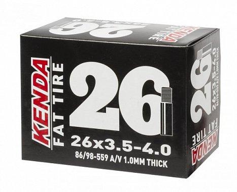 Камера Kenda Fat 26х3,5-4,0 AV для фетбайка