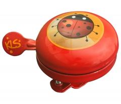 Дзвоник на руль KLS Bell 60 Kids червоний