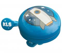 Дзвоник на руль KLS Bell 60 Kids синій