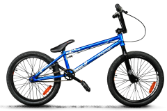 Велосипед BMX Magellan CRAZY COMP blue