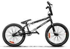 Велосипед BMX Magellan CRAZY LITE BLACK MATT