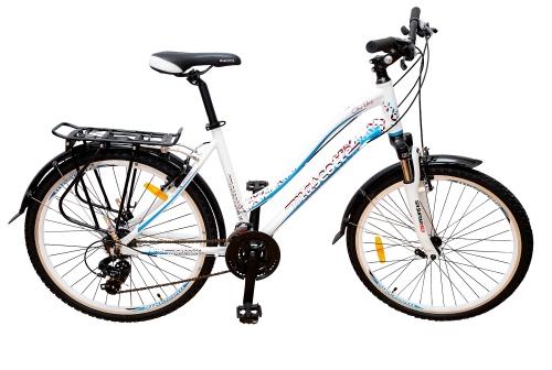 Жіночий велосипед Mascotte City Like 2018