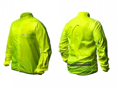 Вітровка ONRIDE Gust reflective Neon жовта