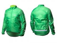 Вітровка ONRIDE Gust reflective зелений