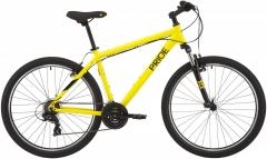"Велосипед Pride Marvel 7.1 27,5"" жовтий-чорний 2020"