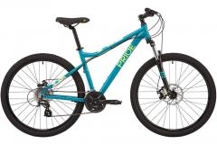 """Велосипед 27,5"""" Pride Stella 7.2 2019 бірюзовий"""