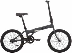 """Велосипед  Pride MINI 1 20"""" темно-сірий"""