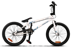 Велосипед BMX Magellan CRAZY PRO WHITE