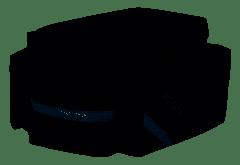 Сумка на багажник KLS Space 12 (об'єм 12 л) чорний